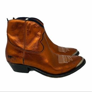 GOLDEN GOOSE**Young Western Boot**US 6,7,8 $995